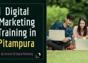 Digital marketing training in pitampura by idm