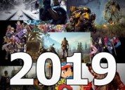 New releases in video games 2019