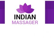 Female body massage in noida