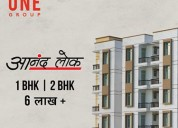 1 bhk in bhiwadi