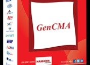 Gen cma/emi: find the best cma data preparation so