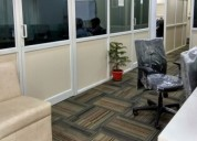 Shared workspace at budget prices