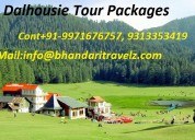 Visit dalhousie tour package with btpl