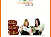 Internet marketing online promotion or part time