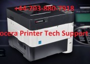 Kyocera printer support number  +44 203 880 7918