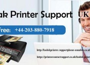 Kodak printer support number +44 203 880 7918