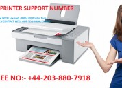Lexmark printer support number +44 203 880 7918