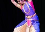 Bharatanatyam course online - shivamallari