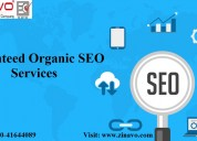 Guarenteed organic seo services