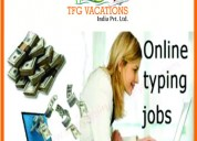 Earnings for home based,part time job online