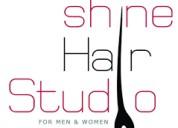 Shine hair studio in india