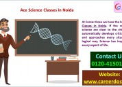 Ace science classes in noida