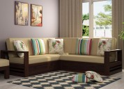 Check out the l shape sofa design @ best price