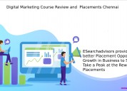 digital marketing course with placement