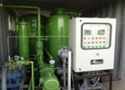 Biogas manufacturing and upgradation system