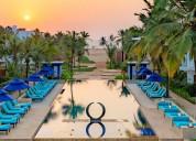 Azaya beach resort goa, benaulim