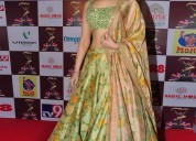 Visit mirraw to shop bollywood lehenga choli