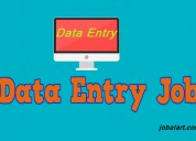 Data entry jobs without investment with daily paym