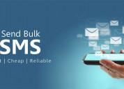 Get best bulk sms service provider 2019