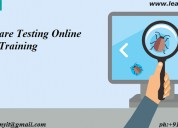 Software testing online training- learnmyit.com