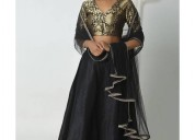 Best offers on brocade lehengas visit mirraw