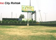 Plots in rohtak