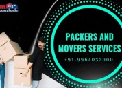Rcm  packers and movers in india