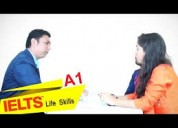 Ielts life skills esol a1 a2 b1 test centre in amb