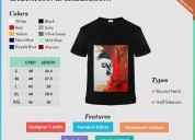 International T-Shirt Printing Services in Mumbai