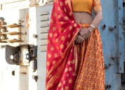 Shop readymade lehengas from mirraw at best prices