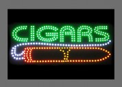Custom text tool led sign | animated sign | -  eve