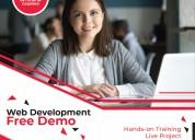 Best web development training institute in bangalo