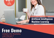 Best ai & machine learning training institute