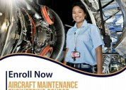 Rising salary of aircraft maintenance engineer