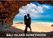 Shoes on loose : bali island honeymoon
