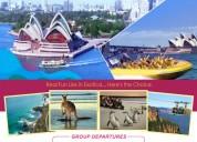 Delight your lovedones on memorable tour australia