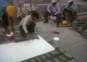 Waterproofing for podium slabs