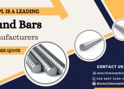 Round bar manufacturers