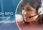 6000+ bpo jobs in bangalore | receptix