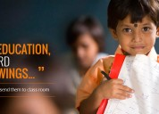Ngo working for child education - empowering minds