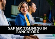 Sap mm training in marathahalli