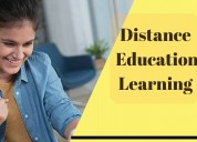 B.s.c. distance education in faridabad