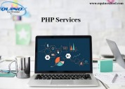Php development company | php development services