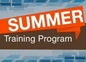 Summer training in lucknow | call 9935452222