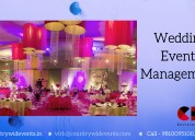 Wedding events planner delhi