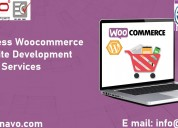 Wordpress woocommerce website development services