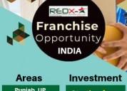 Buy courier franchise in uttar pradesh