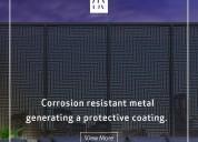 Aluminium architectural screen manufacturers