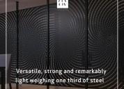 Aluminium mashrabiya screen manufacturers