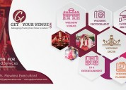 Great ideas for wedding venues in delhi - get your